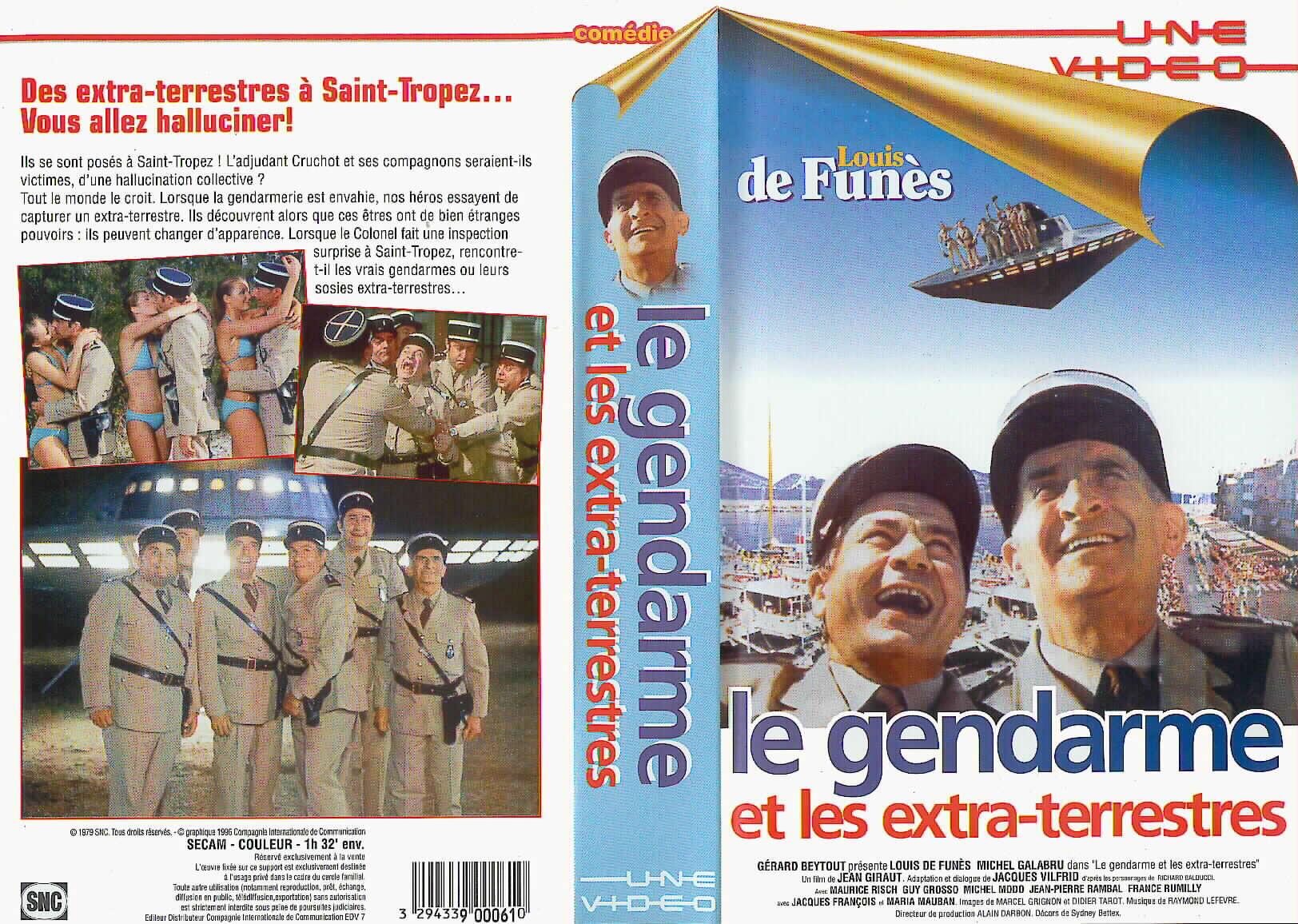 colonel les gendarmes de saint tropez